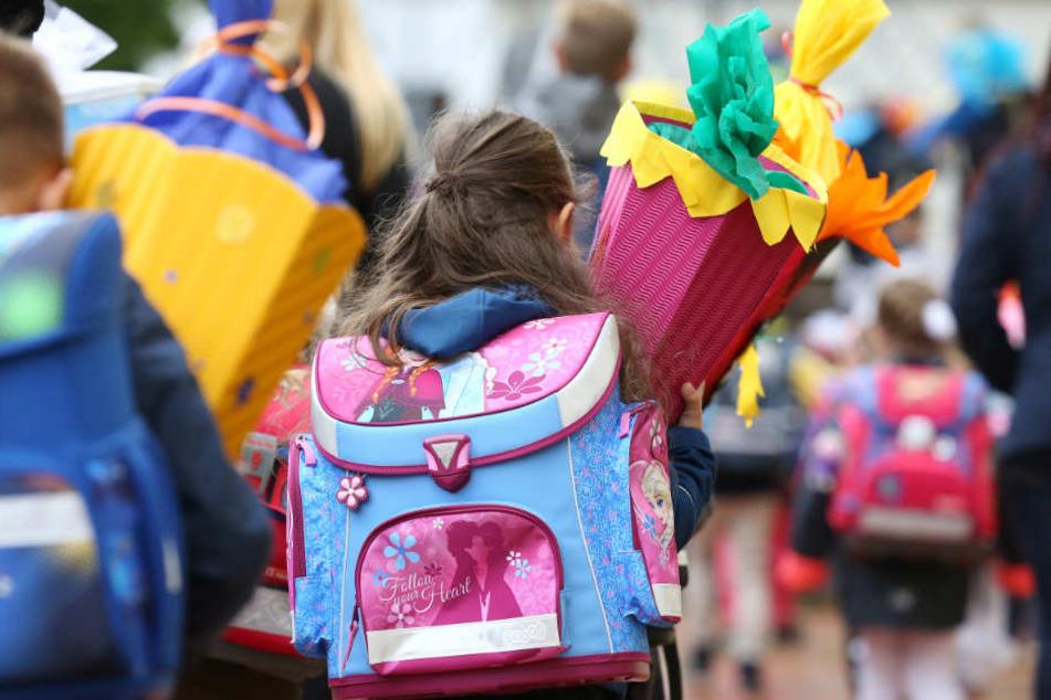 Laut IQB-Studie haben sich die Leistungen von Baden-Württembergs Grundschülern im Vergleich zur letzten erghebung 2011 massiv verschlechtert. (Symbolbild)