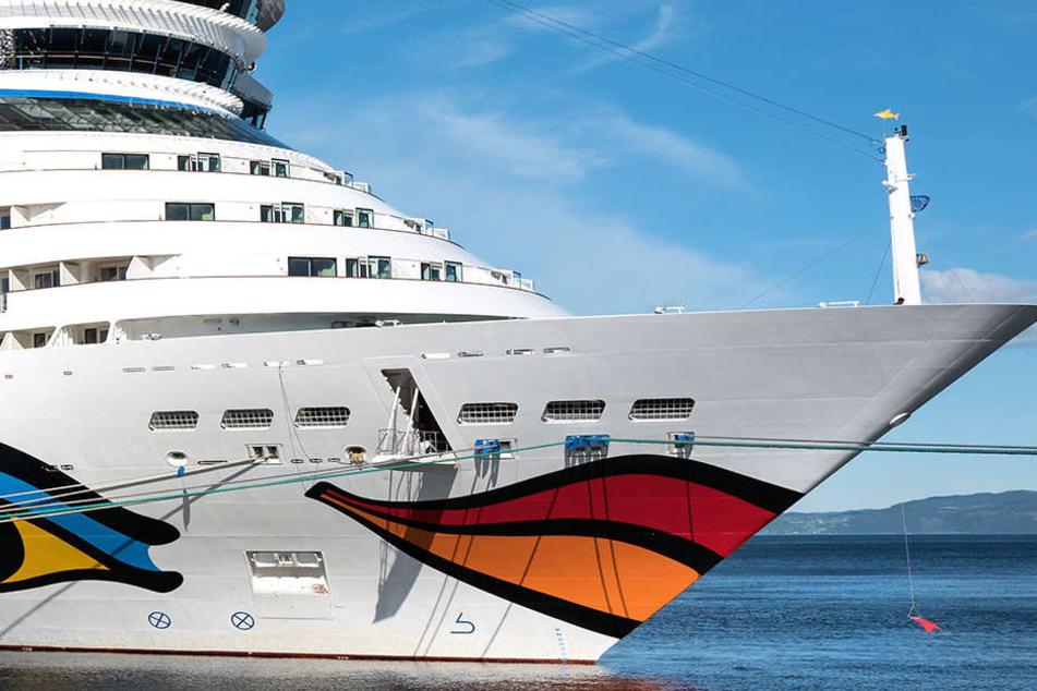 Auf einem AIDA-Kreuzfahrtschiff haben sich mindestens 300 Gäste mit dem Norovirus angesteckt. (Symbolbild)