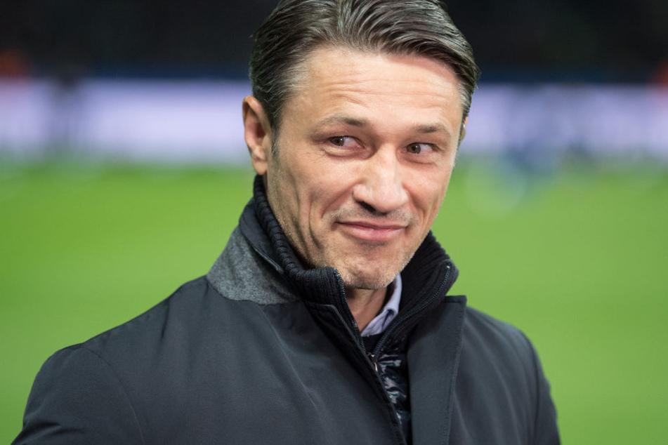 Niko Kovac und der FC Bayern München haben seit vier Spielen nicht mehr gewonnen.