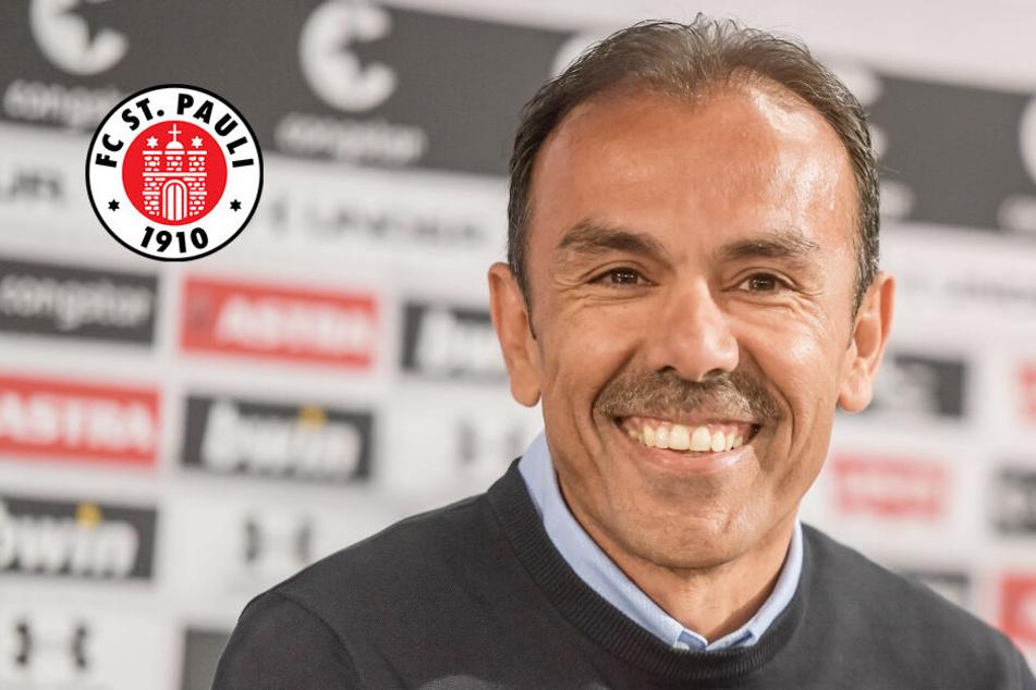 FC St. Pauli-Trainer Jos Luhukay setzt klares Aufstiegsziel