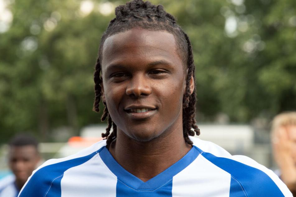 Dedryck Boyata wechselte aus Glasgow nach Berlin.