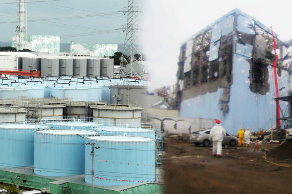 Fukushima-Atomunglück: Brennstäbe bleiben noch jahrelang in Reaktoren
