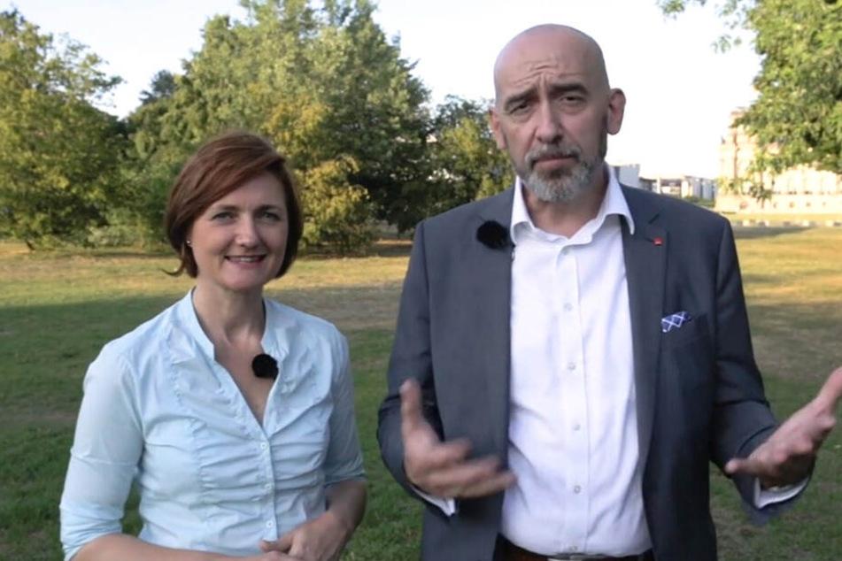 Aus der Lausitz an die Bundesspitze! Bautzner OB will SPD-Chef werden