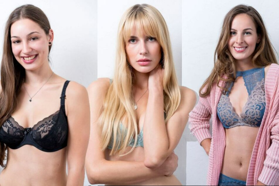 Drei Kölnerinnen möchten Sylvies Dessous-Model werden