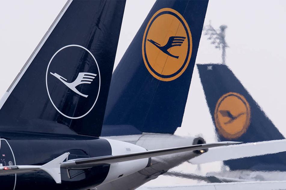 Räuber erbeuteten fünf Millionen Dollar, als sie eine Lufthansa-Maschine ausraubten. (Symbolbild)