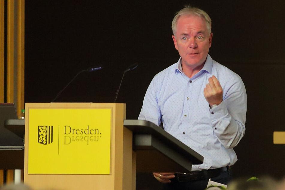 Bernd Siemer ist Referent für Bodenschutz beim Landesamt für Umwelt.