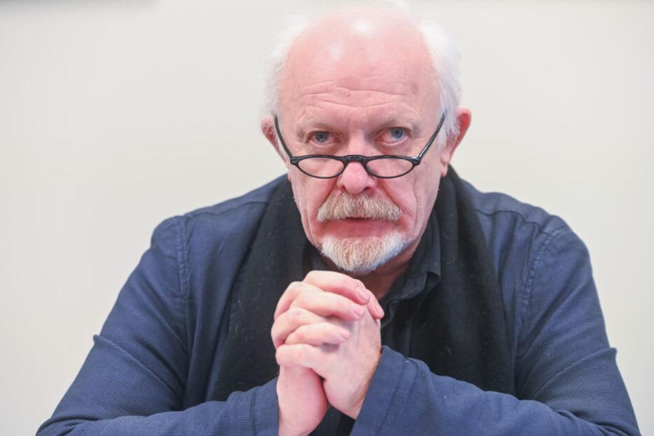 Stadtrat Michael Schmelich (65, Grüne) ist schwer krank.