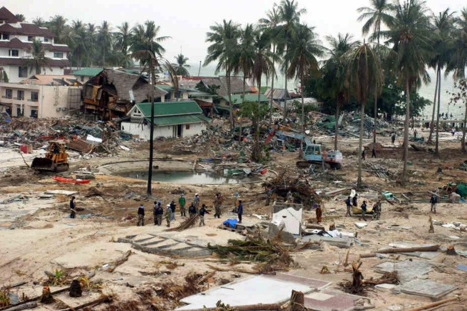 Die Tsunami-Katastrophe vor 15 Jahren bleibt unvergessen.