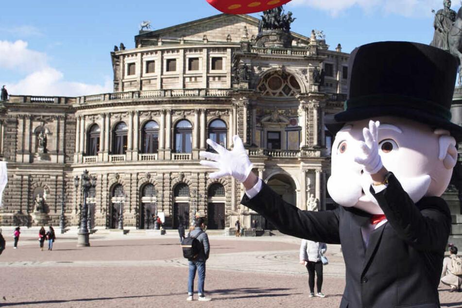 Dresden: Fast wäre Dresden-Monopoly dem Coronavirus zum Opfer gefallen!