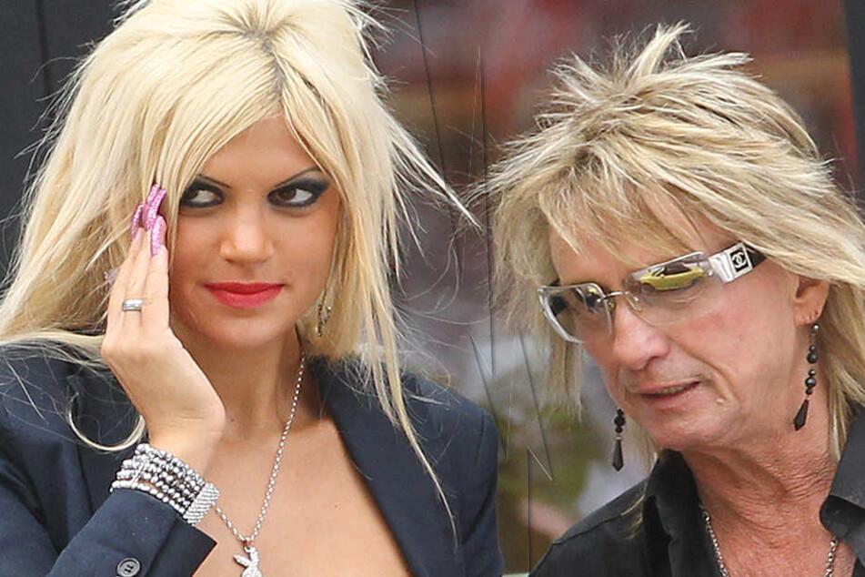 Bert (66) und Sophia (30) Wollersheim haben am Donnerstag in Krefeld ihre Ehe am Amtsgericht beendet.