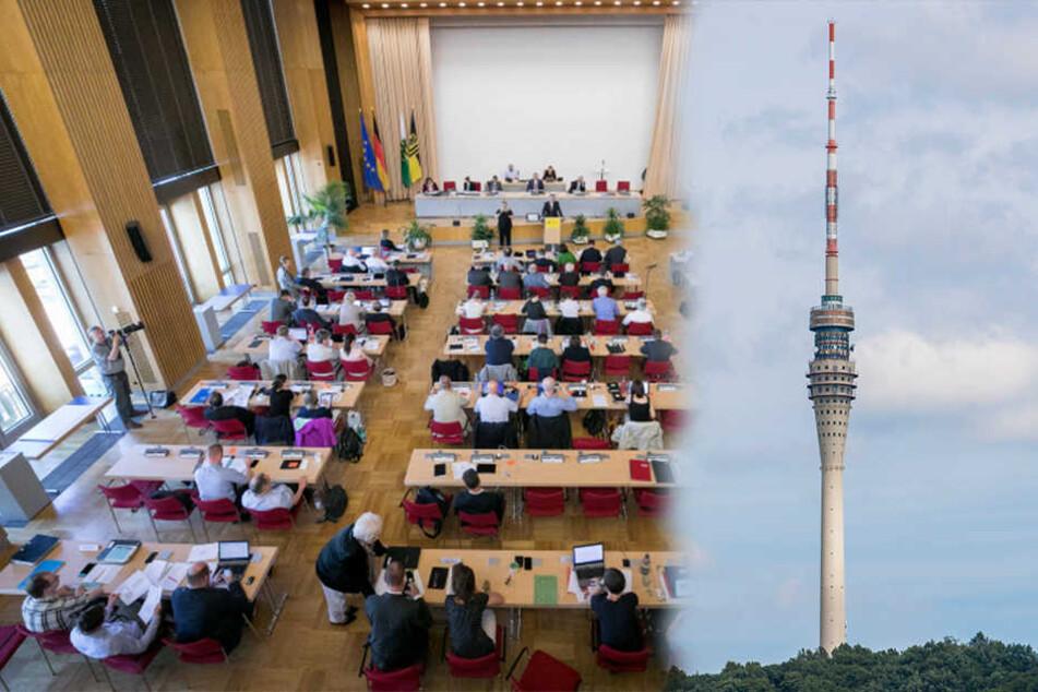 Experten sollen Sanierungsbedarf des Fernsehturms prüfen