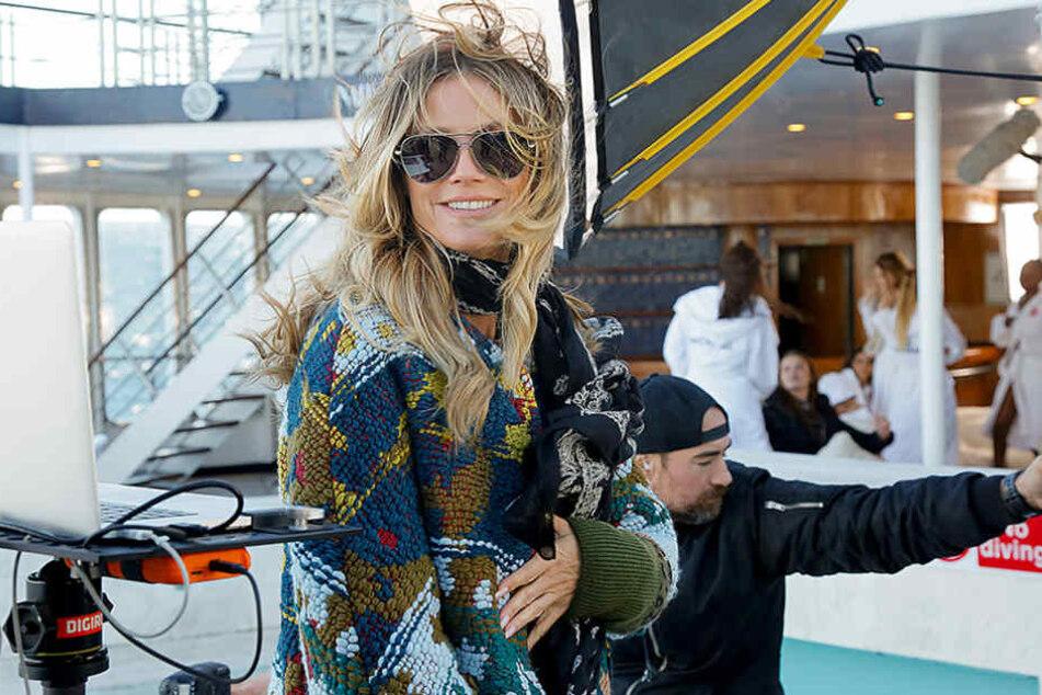 Modelmama Heidi Klum hat den Vertrag mit ProSieben verlängert.