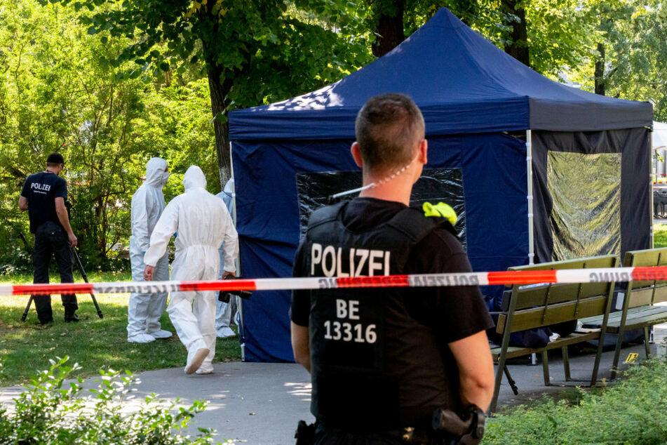 Kopfschuss-Mord in Berlin hat politische Folgen: Russische Regierung als Drahtzieher vermutet