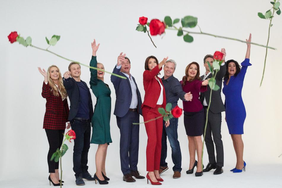 """Derzeit werden alte Folgen der ARD-Telenovela """"Sturm der Liebe"""" gezeigt."""