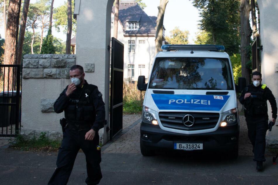 Razzia beim Abou-Chaker-Clan! 300 Polizisten im Einsatz