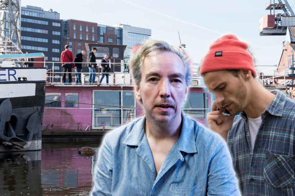 Olli Schulz und Fynn Kliemann kaufen Hausboot von Gunter Gabriel (†75)