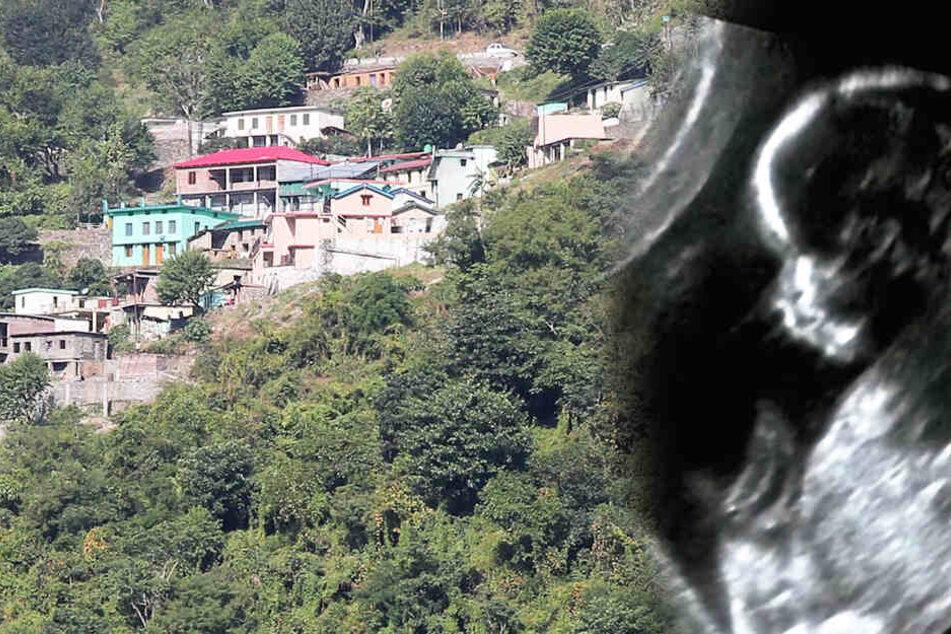 In drei Monaten nur Jungs geboren! Haben Eltern in diesen Dörfern ihre weiblichen Babys getötet?