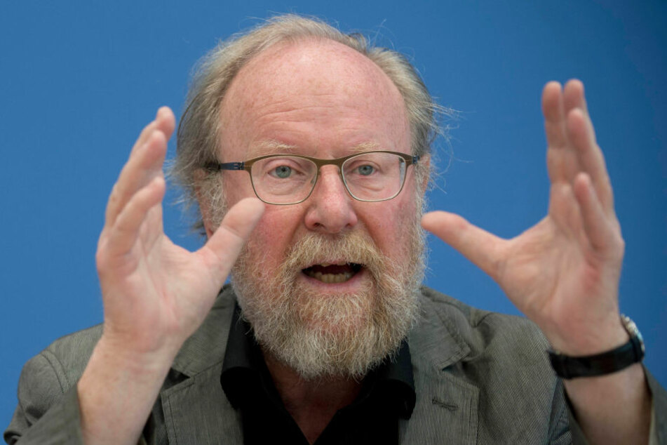 Wolfgang Thierse war lange Jahre  Bundestagspräsident. Noch heute gilt er vielen als moralischer Kompass.