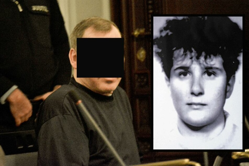 Helmut S. soll am 9. April 1989 Heike Wunderlich vergewaltigt und ermordet haben.