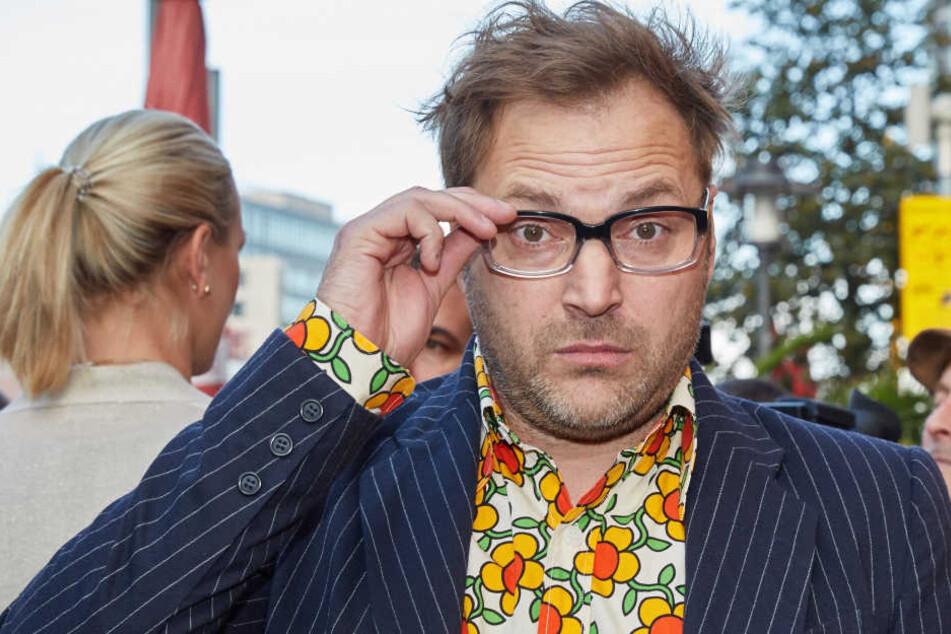 Dieter Tappert (46) spielt die Kunstfigur Paul Panzer (Archivbild)