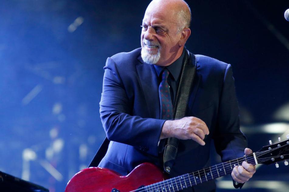 """Billy Joel! """"Pianoman"""" spielt einziges Deutschland-Konzert in Hamburg"""