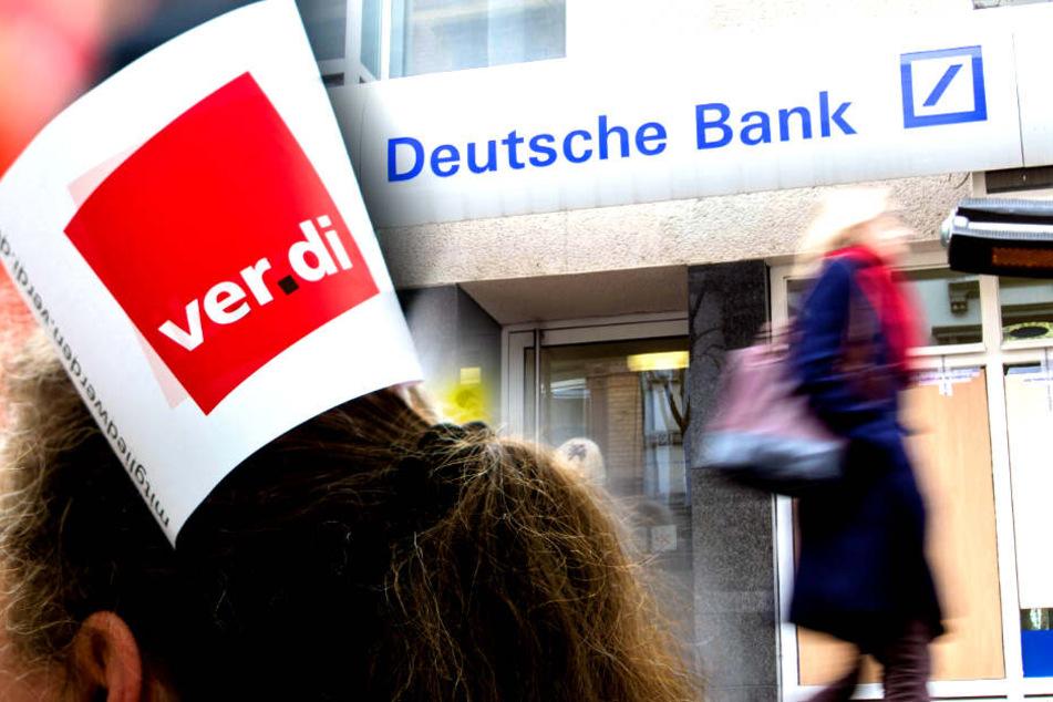 Heute streiken Tausende Bankangestellte: Was bedeutet das für die Kunden?