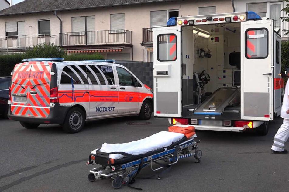 Schockmoment in Langen: Junge (5) stürzt aus Fenster