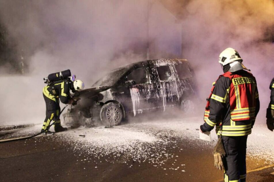 Seit Anfang 2019 waren bereits mehrere Fahrzeuge der deutschen Bahn in Flammen aufgegangen.