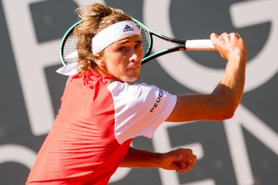 Deutsches Tennis-Trio kämpft am Rothenbaum um Viertelfinale