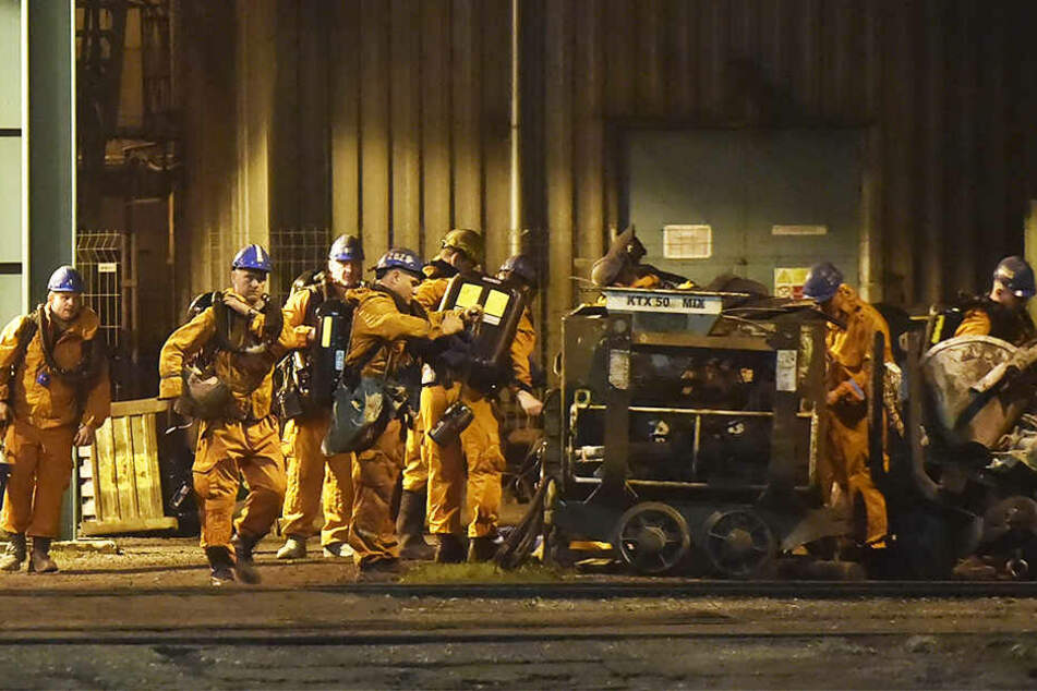 Grubenexplosion im Nachbarland: Mehrere Tote!
