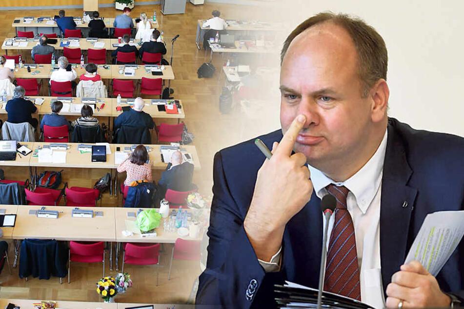 Dresden: Ich hab hier das Sagen! OB Hilbert gegen Stadtratsbeschlüsse