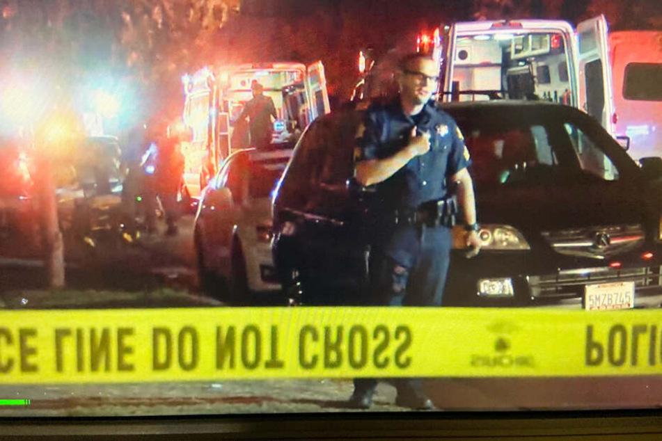 Mehrere Tote nach Schüssen in Kalifornien