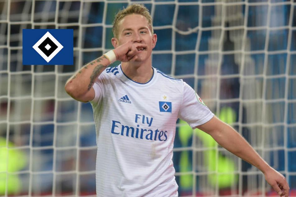 Holtby sei Dank: HSV bezwingt Dynamo Dresden nach zähem Kampf
