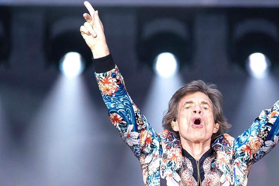 Rolling Stones müssen Tour verschieben: Mick Jagger ist der Grund