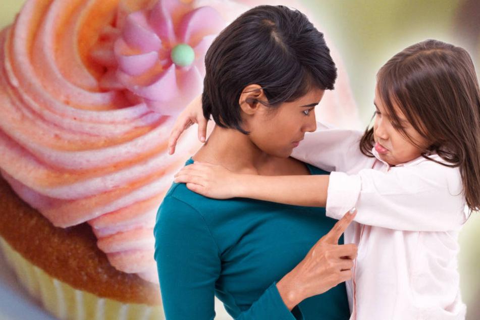 Um ihrer Tochter eins auszuwischen, backte die Mutter Muffins. (Symbolbild)