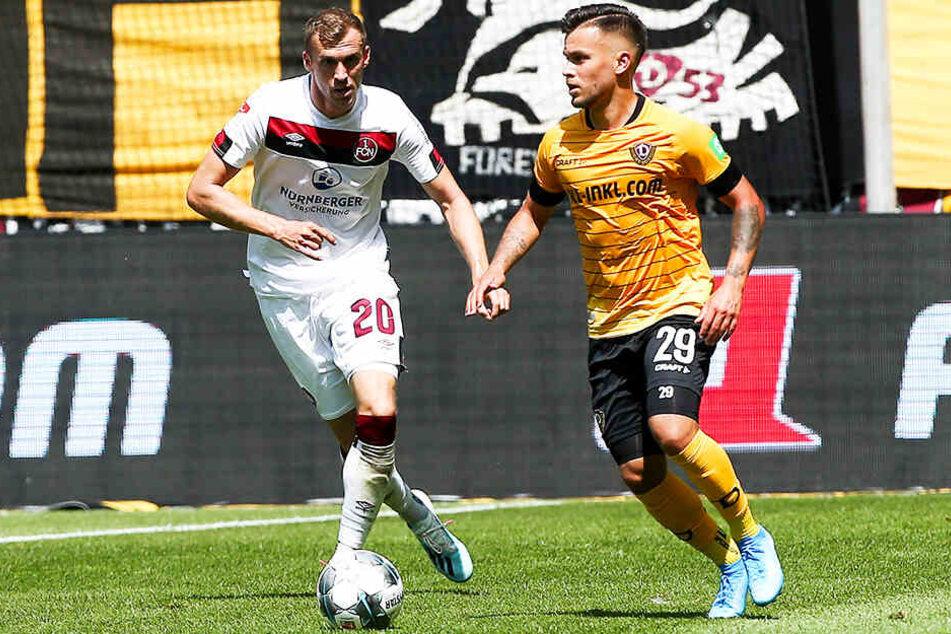 Sascha Horvath spielt unter Cristian Fiel wieder eine wichtige Rolle bei Dynamo Dresden.