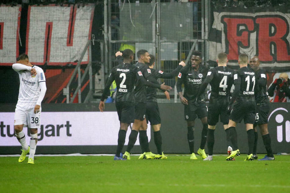 Die Spieler der Bundesliga wählten in einer Umfrage des Kicker das Überraschungs-Team der Hinrunde.