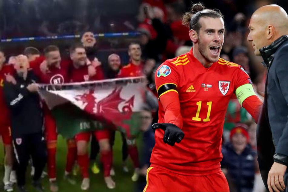 Gareth Bale stichelt nach Länderspiel gegen Real Madrid: Provokation oder Scherz?