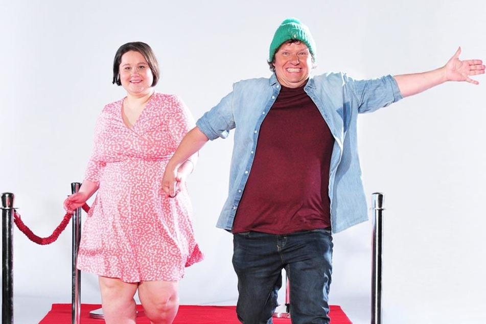 """Manni Ludolf (54) und seine Jana (30) ziehen zusammen ins """"Sommerhaus der Stars""""."""