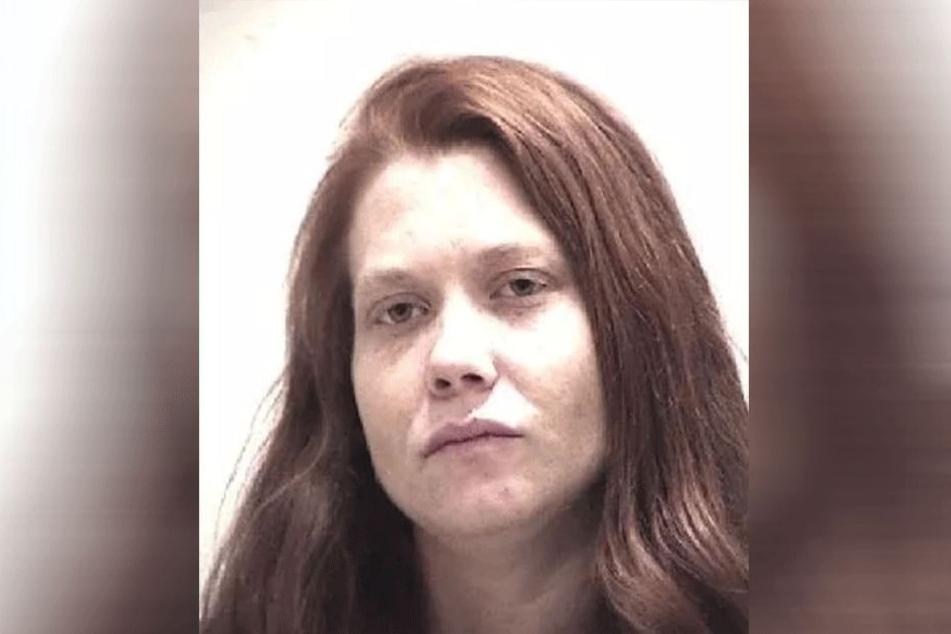 Jenna R. wurde einen Tag zuvor wegen häuslicher Gewalt angeklagt.