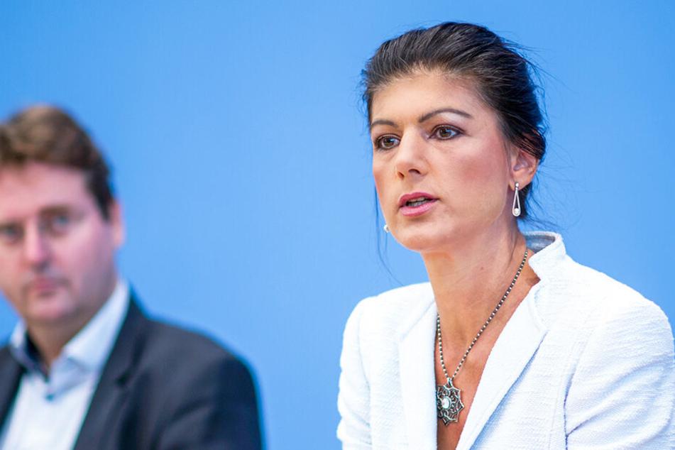 Sahra Wagenknecht macht Schluss! Wie schlecht geht es ihr wirklich?