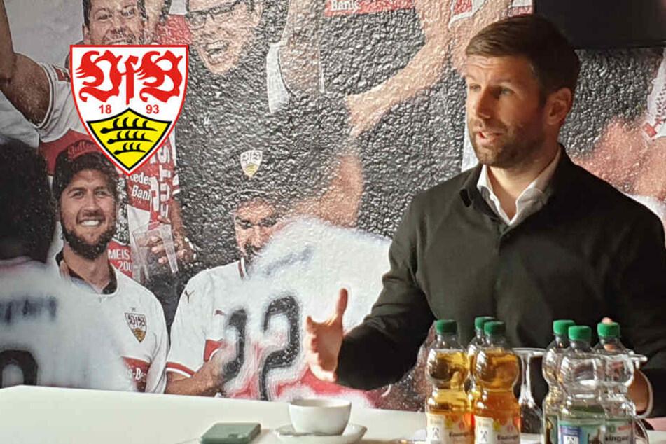 VfB-Boss Hitzlsperger will sich von den Fans nicht verleiten lassen