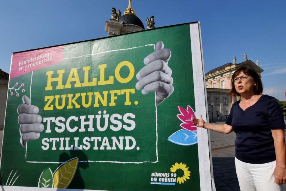 Mit diesem Motto starten die Grünen ihren Wahlkampf für Landtagswahl in Brandenburg!