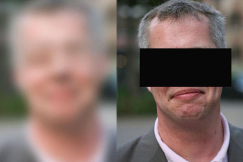 Daniel B. (45) stellte sich schließlich bei der Polizei in Hamm.