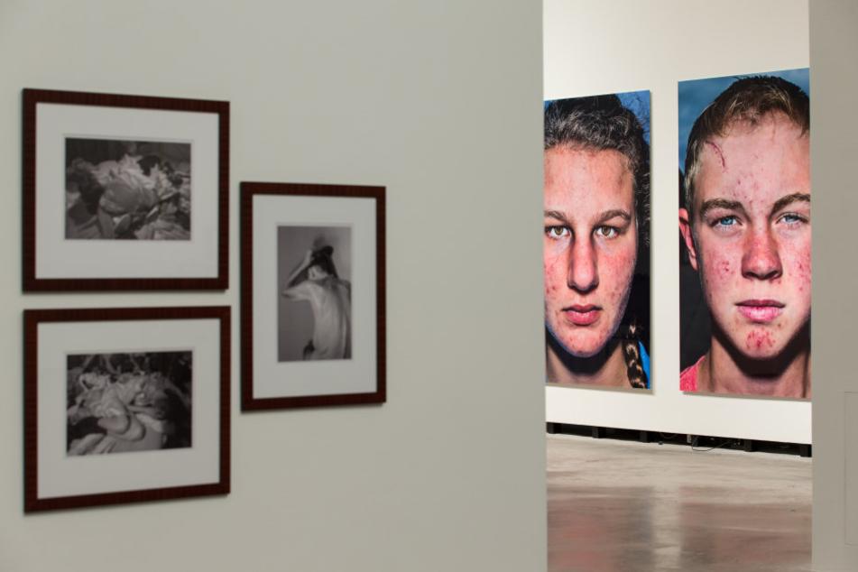 Gezeigt werden neben Fotografien auch Gemälde, Papierarbeiten, Installationen und Videos zum Thema.