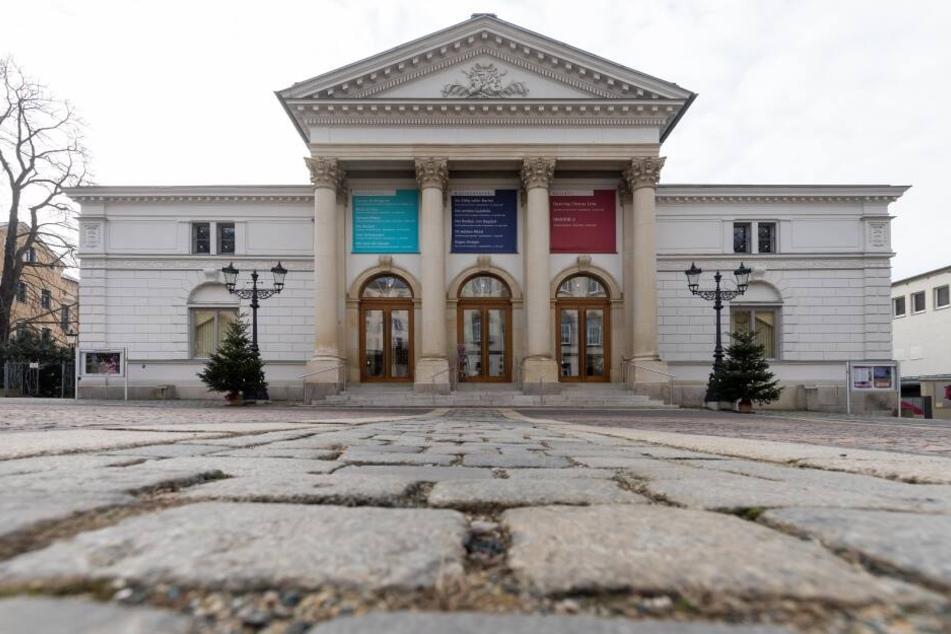 Einbrecher haben zwischen Freitagabend und Samstagnachmittag im Vogtlandtheater gewütet.