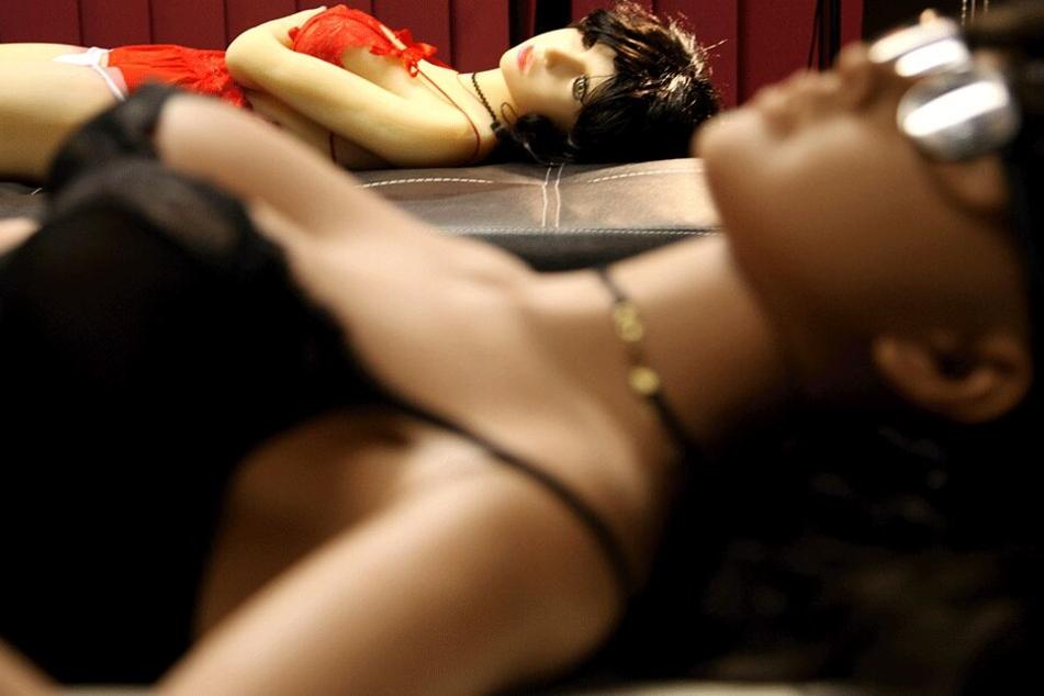 Immer mehr Menschen wollen Sex mit Puppen, doch es könnte eine Todesfalle sein!