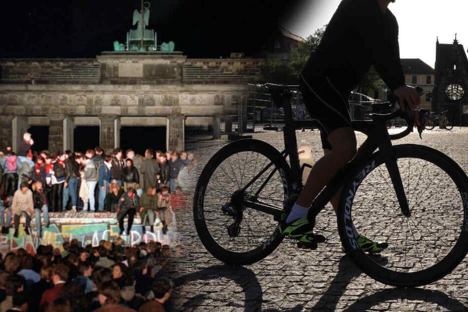 30 Jahre nach Mauerfall: Darum ist diese Rad-Tour so wichtig!