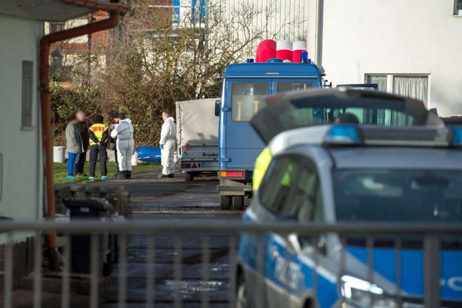 Neue Details nach Bluttaten in Nordhausen und Altenburg
