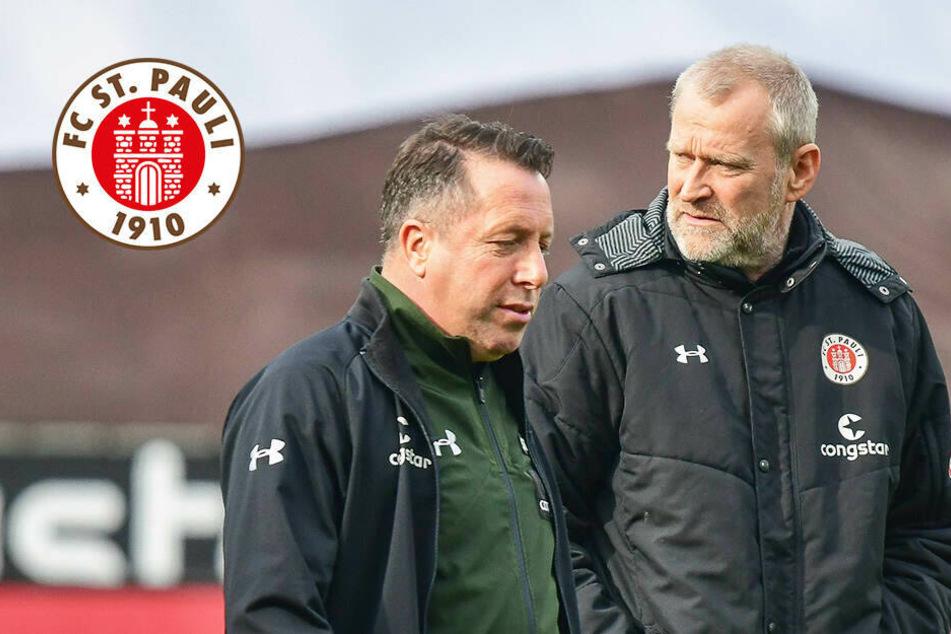 Beben beim FC St. Pauli! Trainer Kauczinski entlassen, Nachfolger schon da